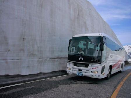 Dynamic snowy wall, snowy Otani walk cancellation ・・!