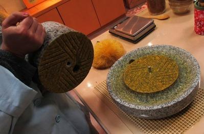 カレー粉制作 6