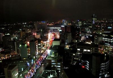 富山市市役所展望塔 4