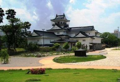 富山城(郷土博物館)