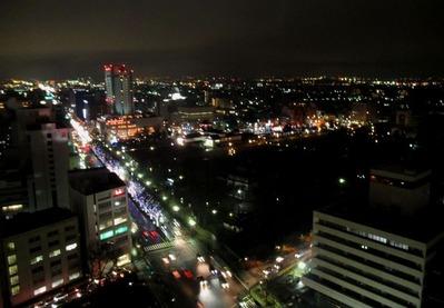 富山市市役所展望塔 7