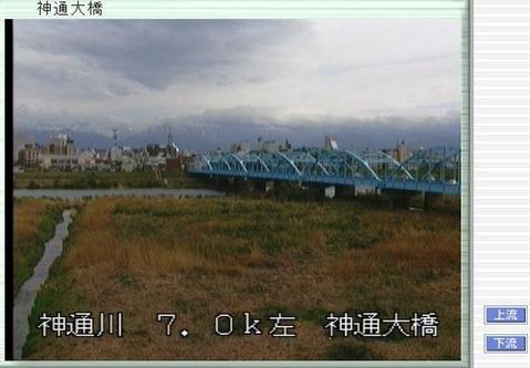 防災ネット富山 神通大橋(下流)