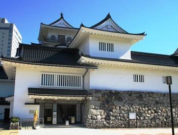 郷土博物館入口
