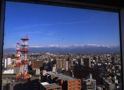 富山市役所展望塔3