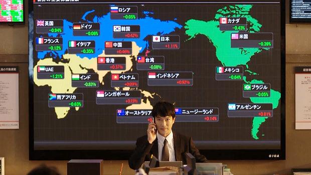 【中国】動画サービスで「半沢直樹」配信停止!社内シーンで「台湾」国旗が映り込む