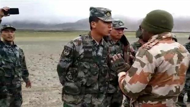 印中国境地帯でインド軍と中国軍が衝突!インド軍の兵士2人と将校1人が死亡!