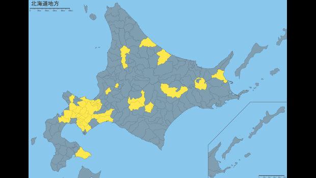「中国人が買収した北海道の土地面積は静岡県の広さを超える」