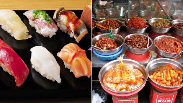 よく分かる例え話!「寿司屋」と「キムチ屋」のお話、キムチ屋の幸福感とは?