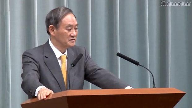 東京新聞・望月記者「パーティーガー!見積書ガー!」菅官房長官「国会で申上げた通りです」