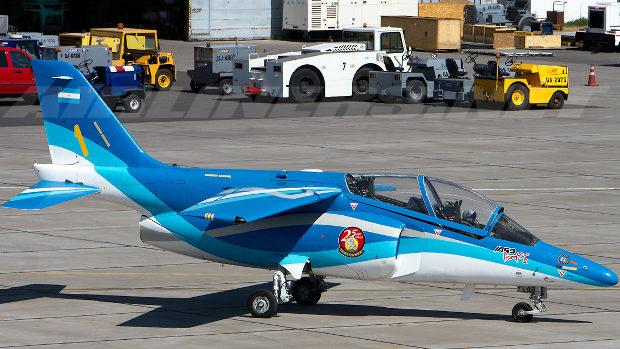 FMA IA 63 パンパ - FMA IA-63 P...
