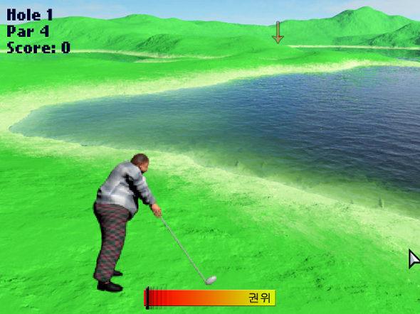 【北朝鮮】金正恩の「ゴルフゲーム」2