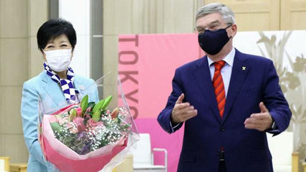 【東京五輪】IOCバッハ会長らの歓迎会 40人余りで開催へ!