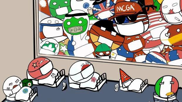 ネットで話題の「感染中国と支援日本」の風刺画に仲間が増える!韓国など
