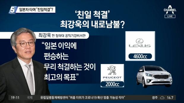 【韓国】「親日追放!」で選挙へ出馬の候補者、愛車がレクサスと判明し批判殺到