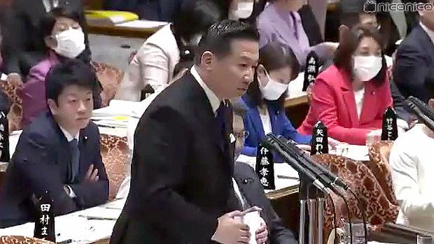 【国会】立憲・福山議員「政府は危機感なさすぎ!」え?桜ばかりやってたの誰でしたっけ?