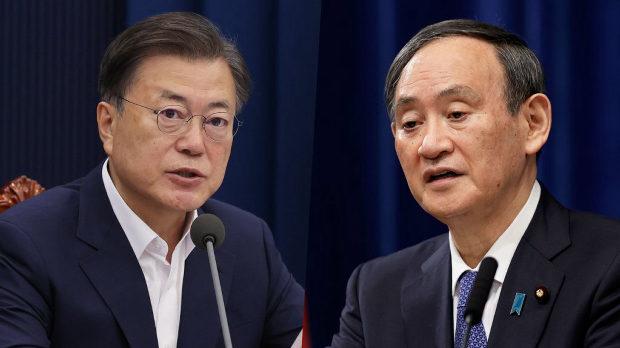 【韓国】大統領府「韓日首脳会談、1分でもいいから会談させろ!