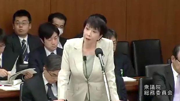 高市大臣再び!「NHK受信料制度、切り込むのはタブーだったが議論を始めるべき。」
