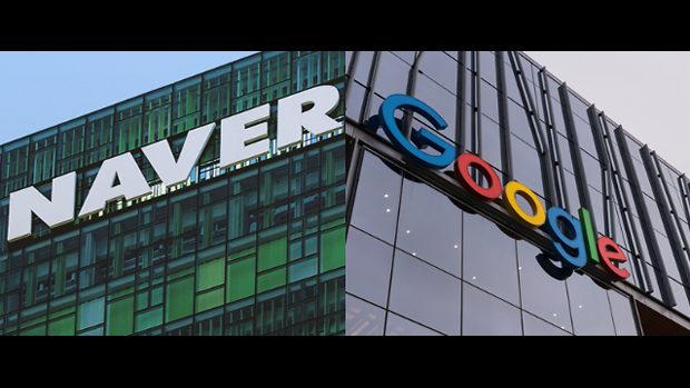 ネイバー vs. グーグル