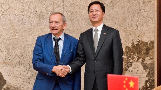 中国がチェコを恫喝!「台湾訪問団を派遣すれば在中チェコ企業に報復」