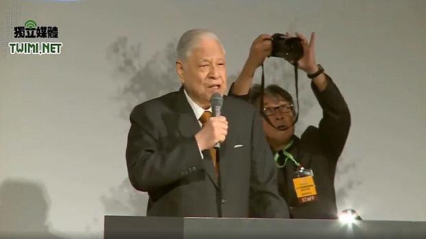 台湾、李登輝元総統