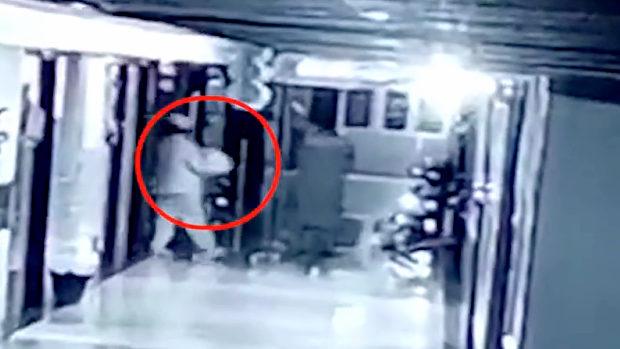 中国、看護師に変装した女、病院から前日生まれた赤ちゃんを盗んでいく