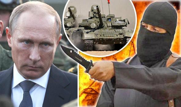 プーチン vs. テロリスト1