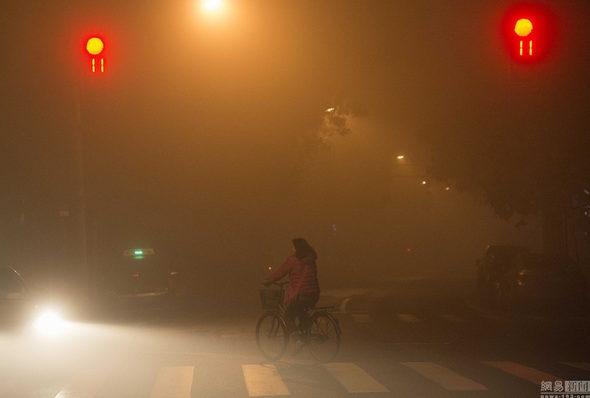 70都市のうち31都市で重度汚染―中国5