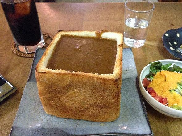 【画像】カリーパン