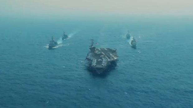 【米海軍】PR動画公開「1年365日、米海軍は世界中で監視を行い、準備万端です。」