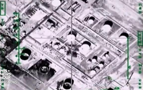 ロシア軍のシリア空爆