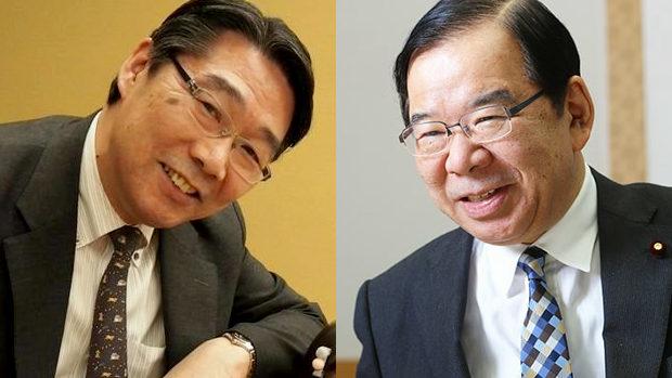 前川喜平、志位委員長