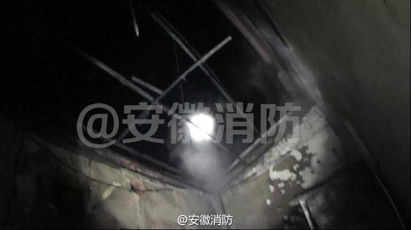 【中国】ガス爆発報道見て確認でライター点火、爆発!4