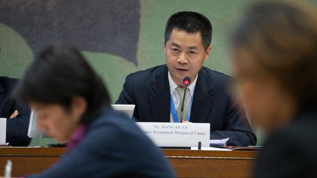 国連人権理事会諮問委員会、中共幹部を地域代表に任命!