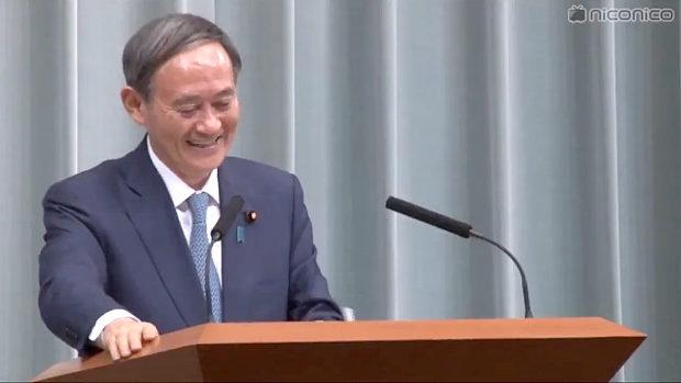 記者「桜って漢字についてはどう思います?」 菅官房長官「見たくも聞きたくもないです(笑)」