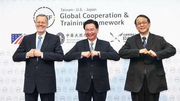 「台湾ー米国ー日本」が共同声明!パートナーシップ強化へ!