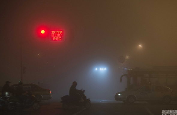 70都市のうち31都市で重度汚染―中国6