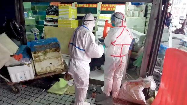 【中国】原因不明のウイルス性肺炎がヤバそうな気配、発症者さらに増えて44人に