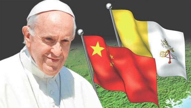 ローマ教皇「私は北京を訪問したい。中国が好きだ。」と日本からの帰途の機上で発言