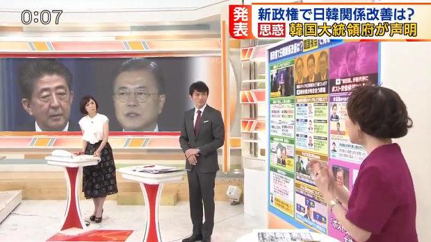 金慶珠「安倍が悪い」と印象操作を仕掛けるも、小松アナのファインプレーで失敗!