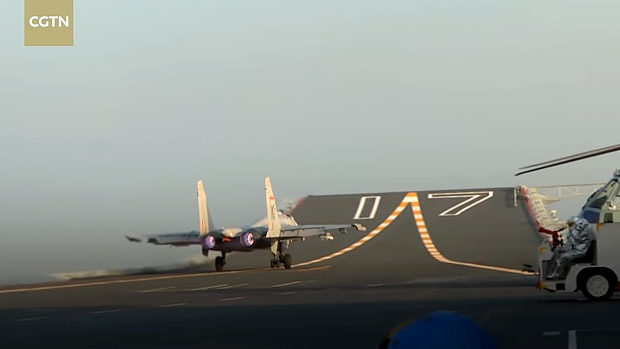 中国、2隻目の空母『山東』