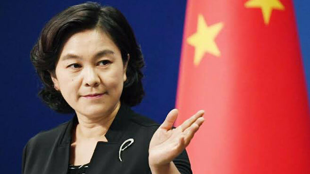 【中国】あの怖~い「華春瑩」報道局長が日本語でツイート「一緒に頑張りましょう!」