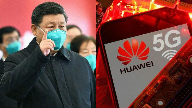 【中国】フランスに10億枚のマスク出荷を表明。ただしファーウェイの5G購入が条件
