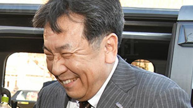 立憲・枝野代表