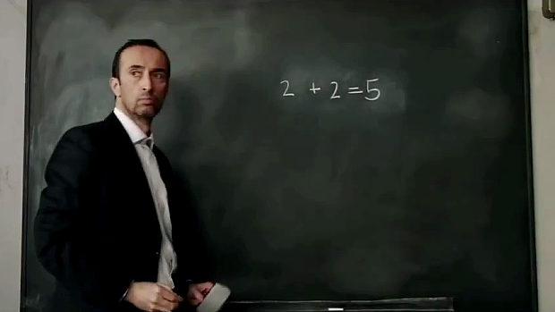 「2+2=5」の世界、果たしてただのフィクションだと言えるだろうか…