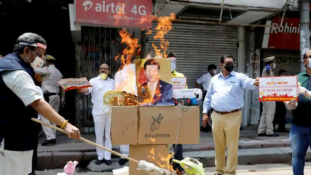 【インド】中国ボイコット広がる!今度は飲食業界団体が「中国人お断り」支持表明