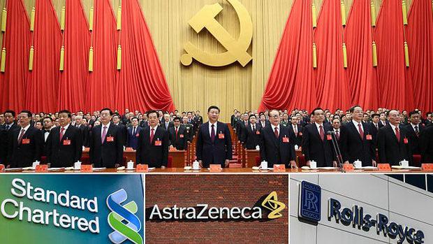 【英国】中国共産党の世界中の協力者(スパイ)約200万人のリスト流出