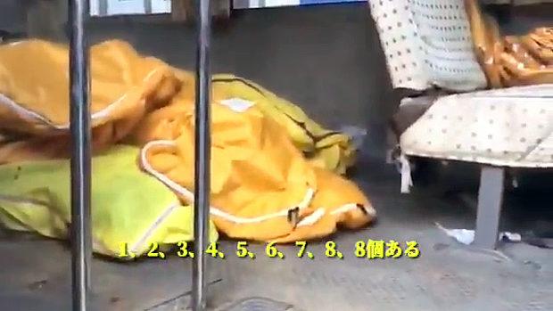 中国、武漢病院内を撮影「遺体袋が8個、さっきは3個だったのにまた増えた」