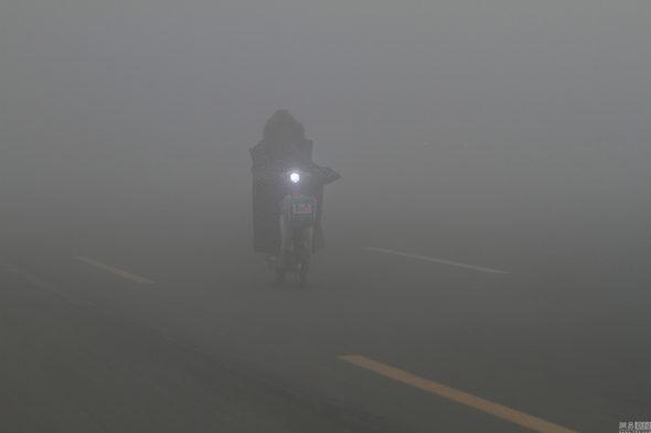 70都市のうち31都市で重度汚染―中国2