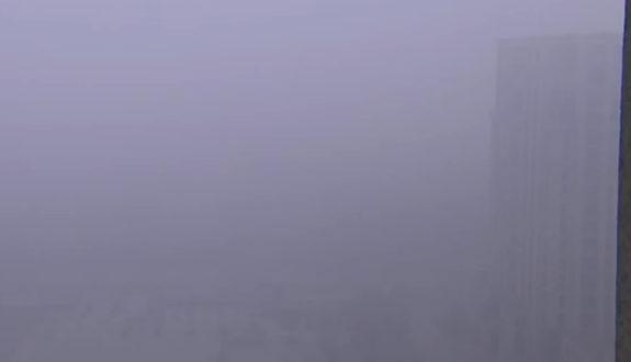 中国、「集中暖房」による大気汚染