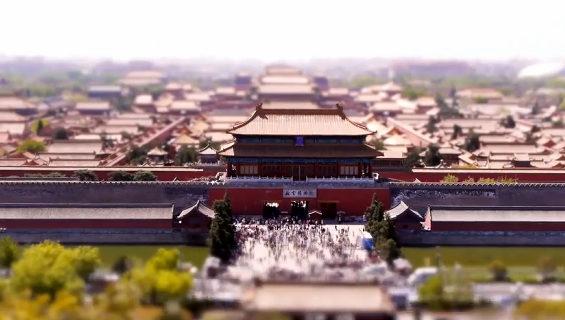 「北京」を微速度撮影